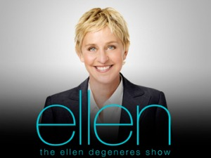 Ellen always brings a little bit of sunshine to your day.
