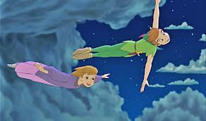 """You can fly, you can fly, you can fly!"""
