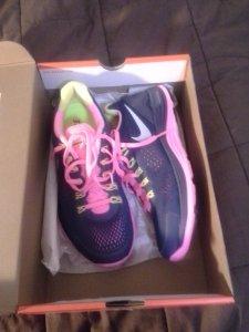 Nike Lunarglides!