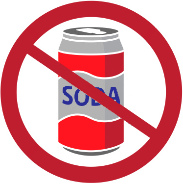 No soda